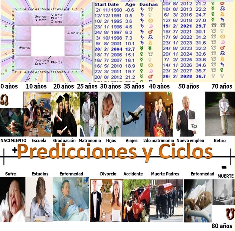 PREDICCIONES Y CICLOS