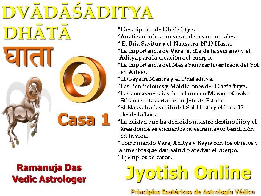DHATADITYA CASA 1